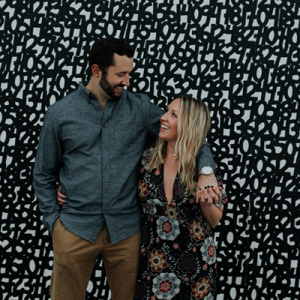 We're LOVING this super fun and gorgeous New Jersey engagement session!
