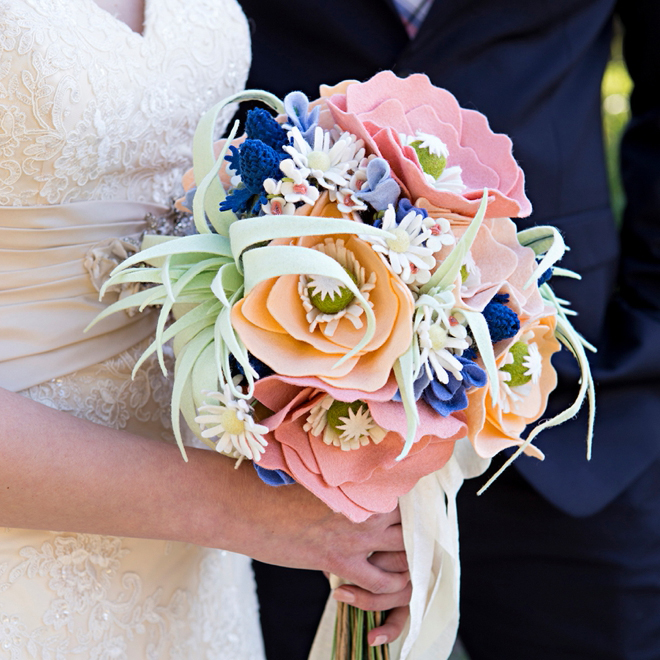 Diy Wedding Flower Bouquet: How To Make The Most Gorgeous Wedding Bouquet Entirely Of