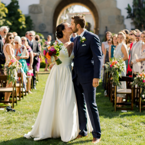 We can't get enough of this STUNNING Santa Barbara wedding! Don't miss it!