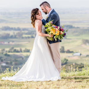 We're loving this gorgeous styled barn shoot on the blog now!