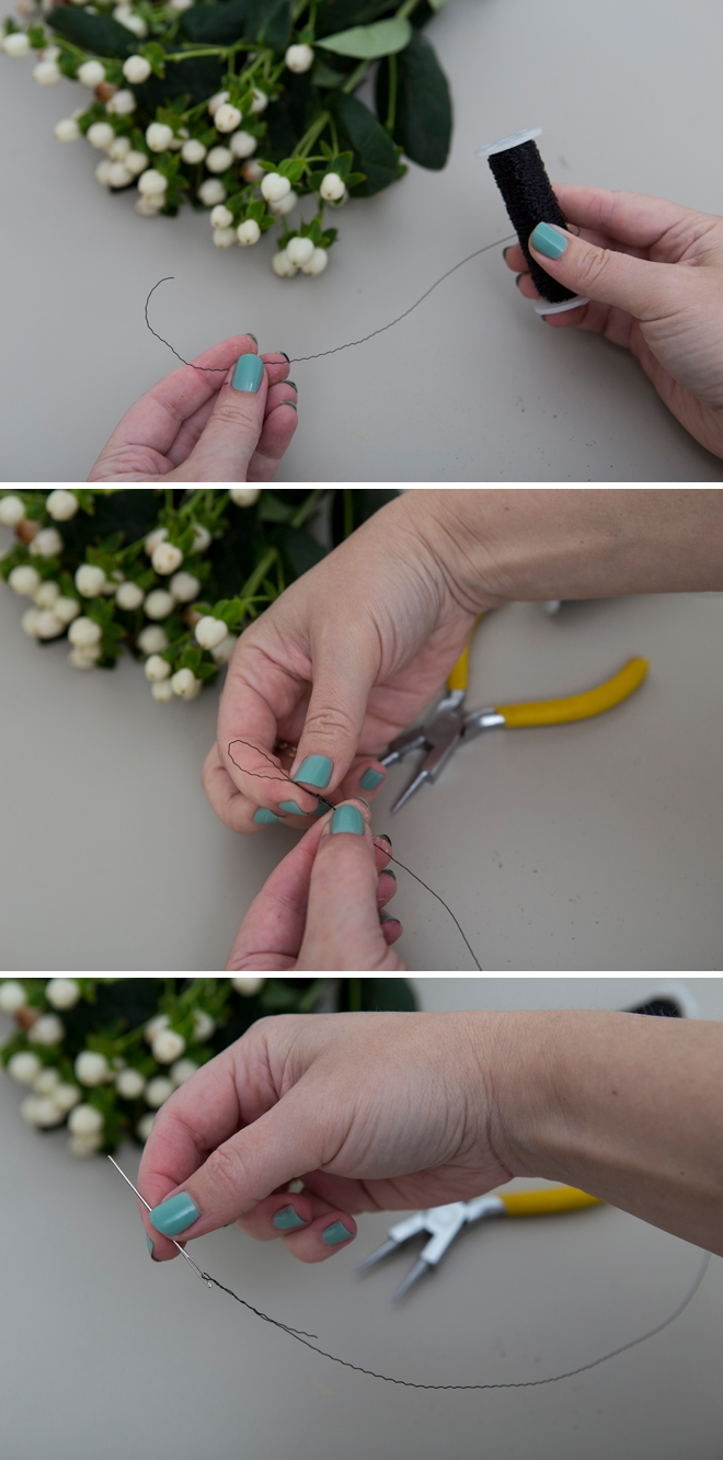 These DIY wearable wedding flowers are stunning!