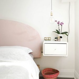 15 Genius DIY Headboard Ideas