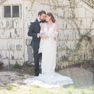 We're swooning over this gorgeous vintage styled wedding on the blog now!