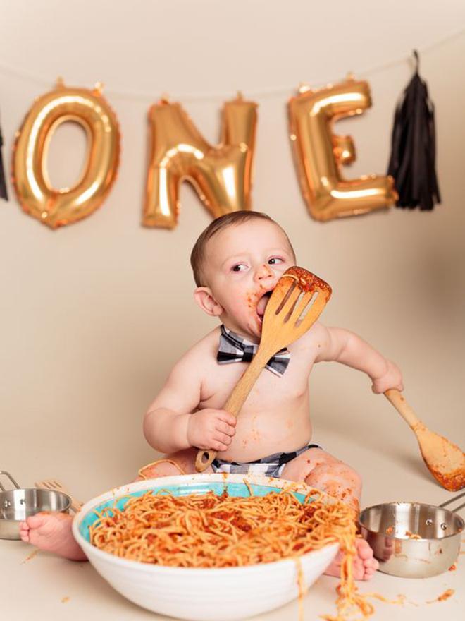 This Spaghetti smash cake alternative is outrageous!
