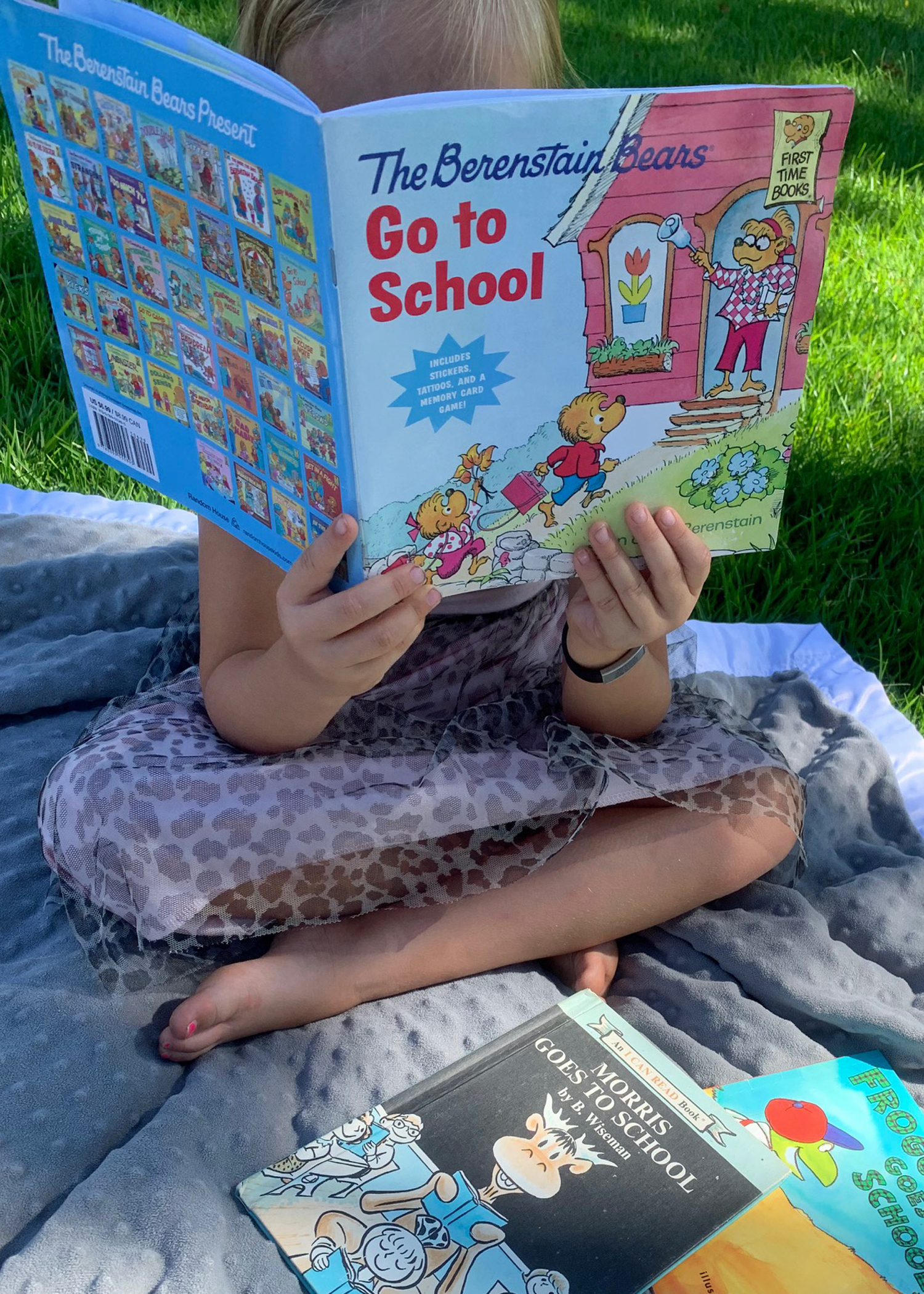 12 fun books for Back to School or anytime!