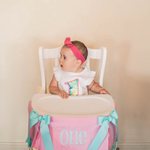 Don't miss this cutie's Summer Soiree first birthday party!