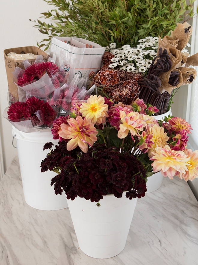 Order your flowers online through FiftyFlowers.com!