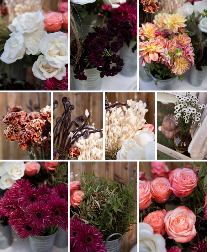 Amazing fall flowers delivered right to your door from Fifty Flowers