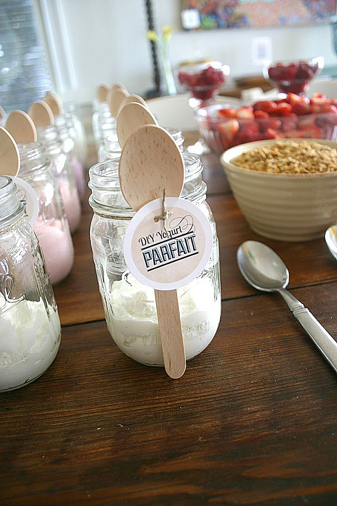 Make your day memorable with these 15 unique and delicious wedding food bar station ideas that your guests and you will love!