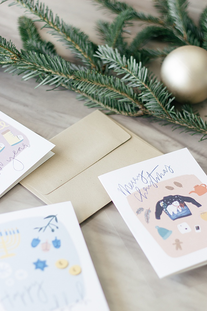 These FREE holiday printables from Hein & Dandy will be the best gift!