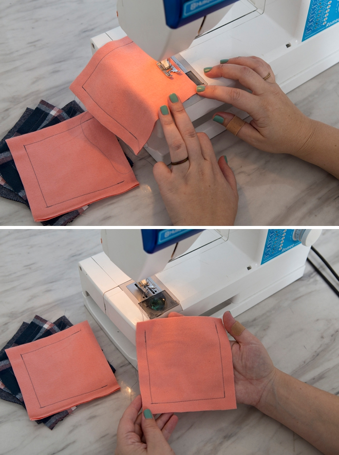 Adorable DIY winter wedding hand warmer favors!