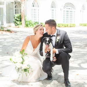 We're loving this gorgeous Charleston styled shoot!