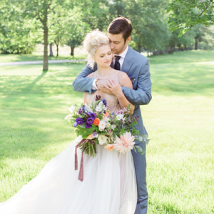 OMG! We are in LOVE with this dreamy styled wedding from Maine!