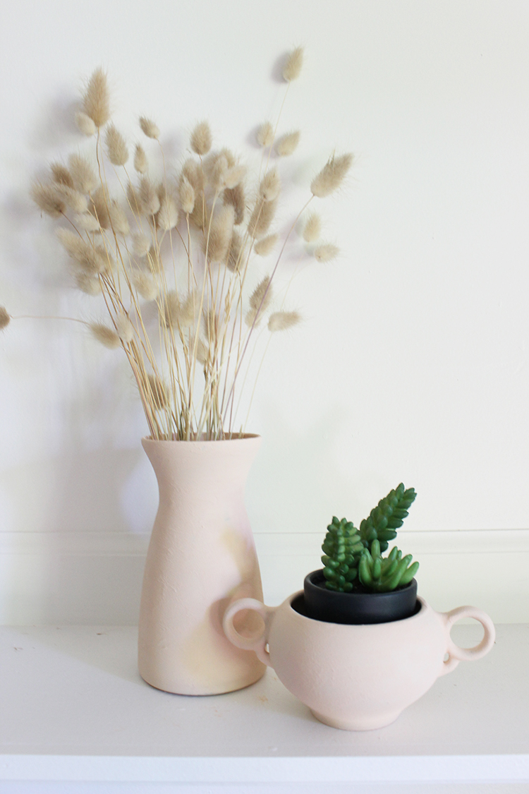 Trash to terracotta, DIY vases!