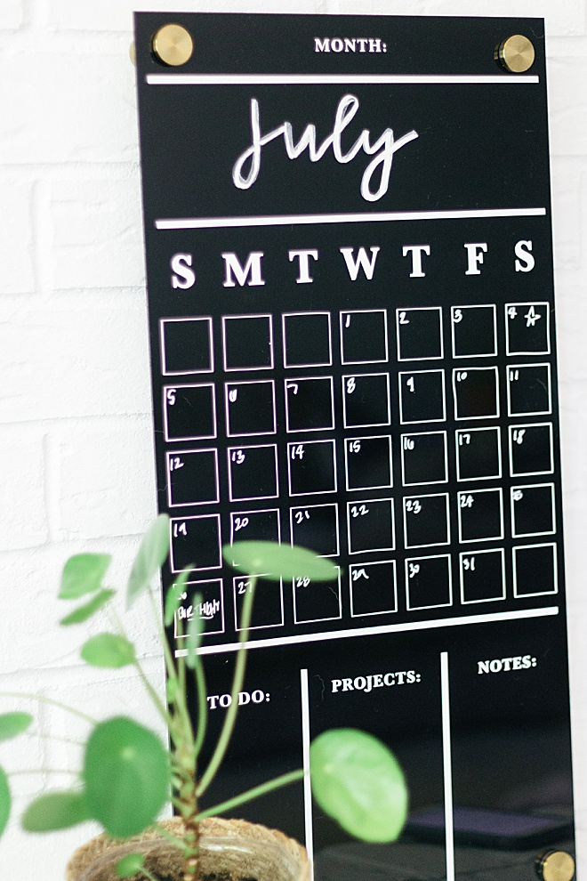 It feels so good to get plans up on the calendar! Make this one with us on the blog.