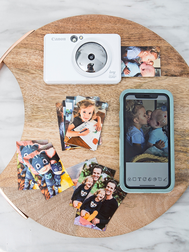This DIY photo memory matching game is the perfect quarantine project!