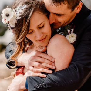 You don't want to miss this couple's dreamy Colorado anniversary vow renewal - so stunning!