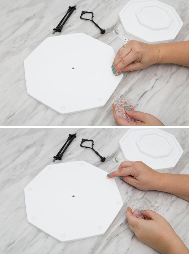 How to make custom 3-tier decor trays using your Glowforge!