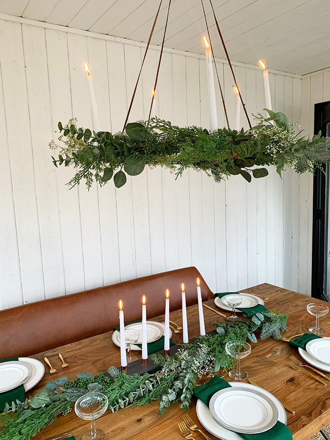Two Scandinavian Inspired DIY Wedding Ideas