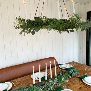 Two Scandinavian Inspired DIY Wedding Ideas