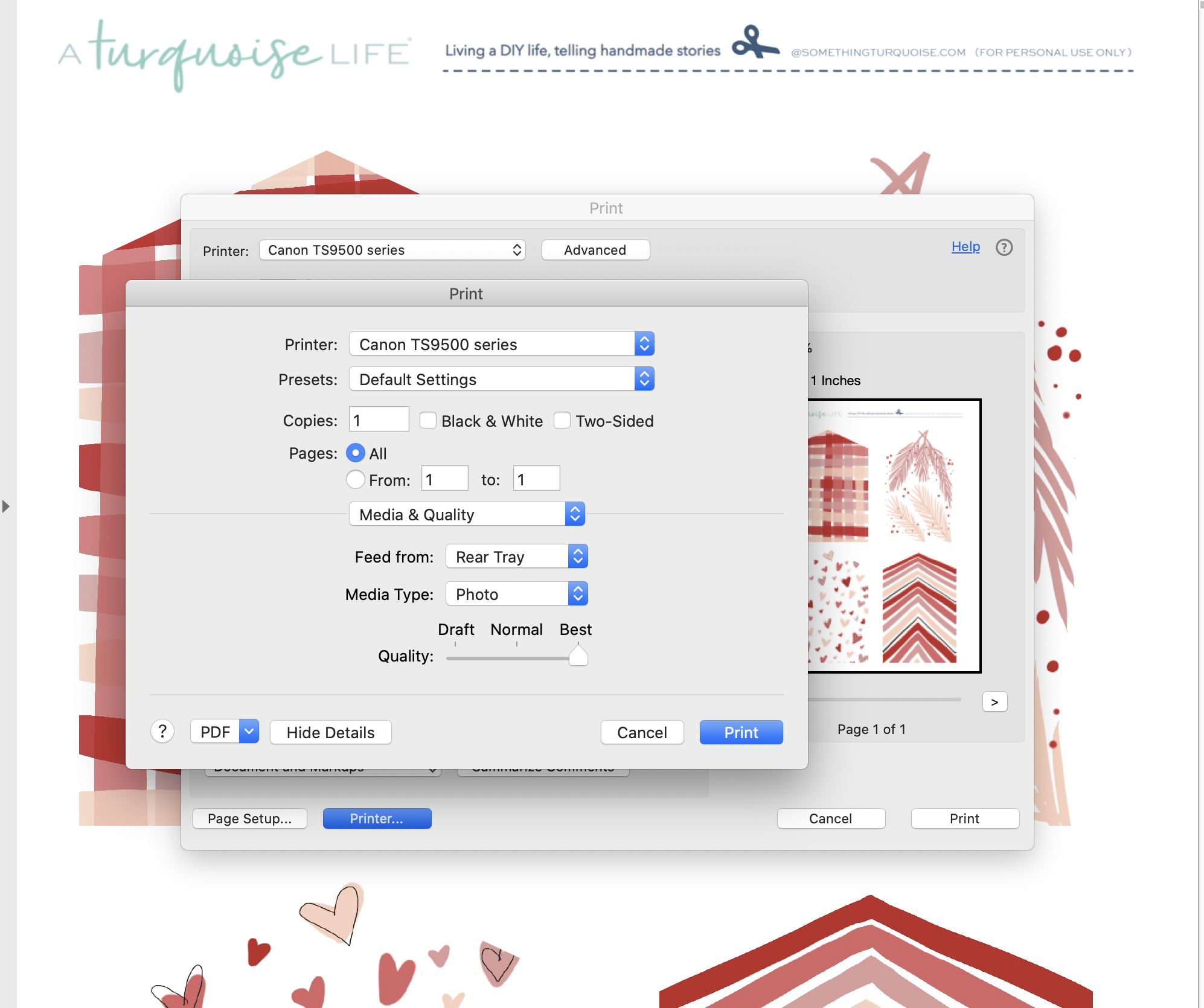 Use the Canon IVY CLIQ+2 to make your own holiday gift tags this year!