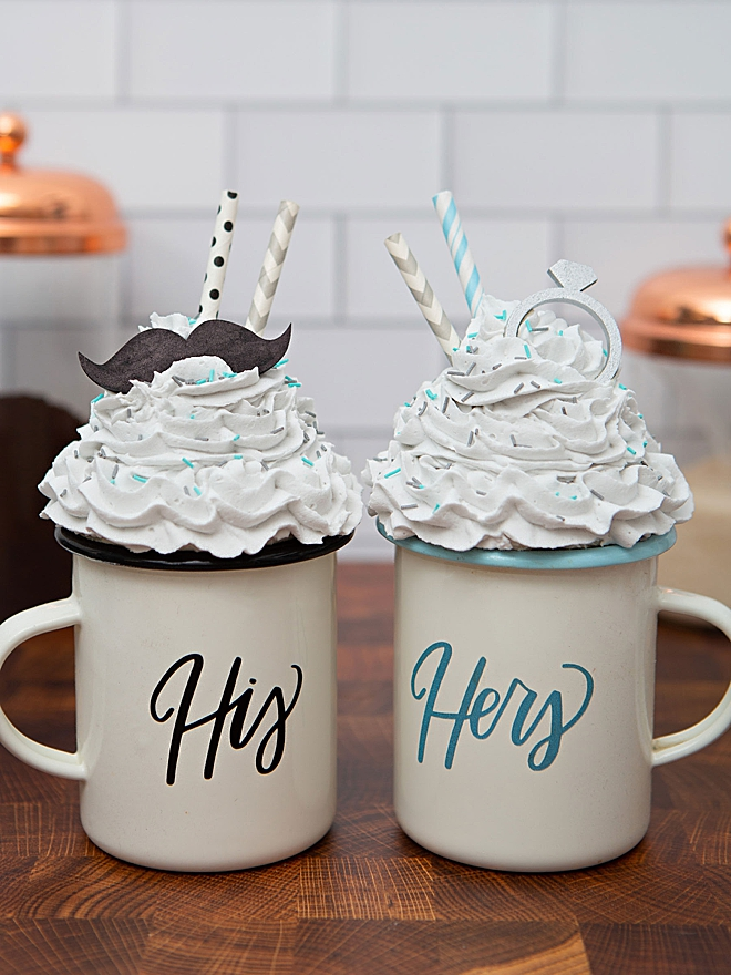 These DIY mug toppers are the absolute best!