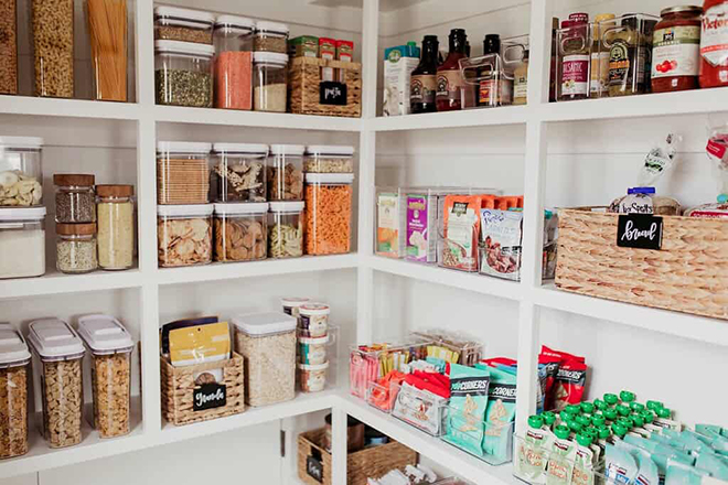 How To Plan The Perfect Pantry - Something Turquoise