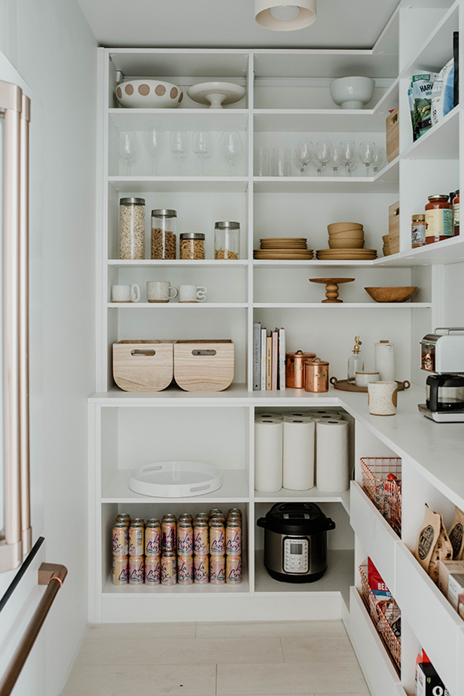 How to Make Sure Your Pantry Functions for you! - Something Turquoise