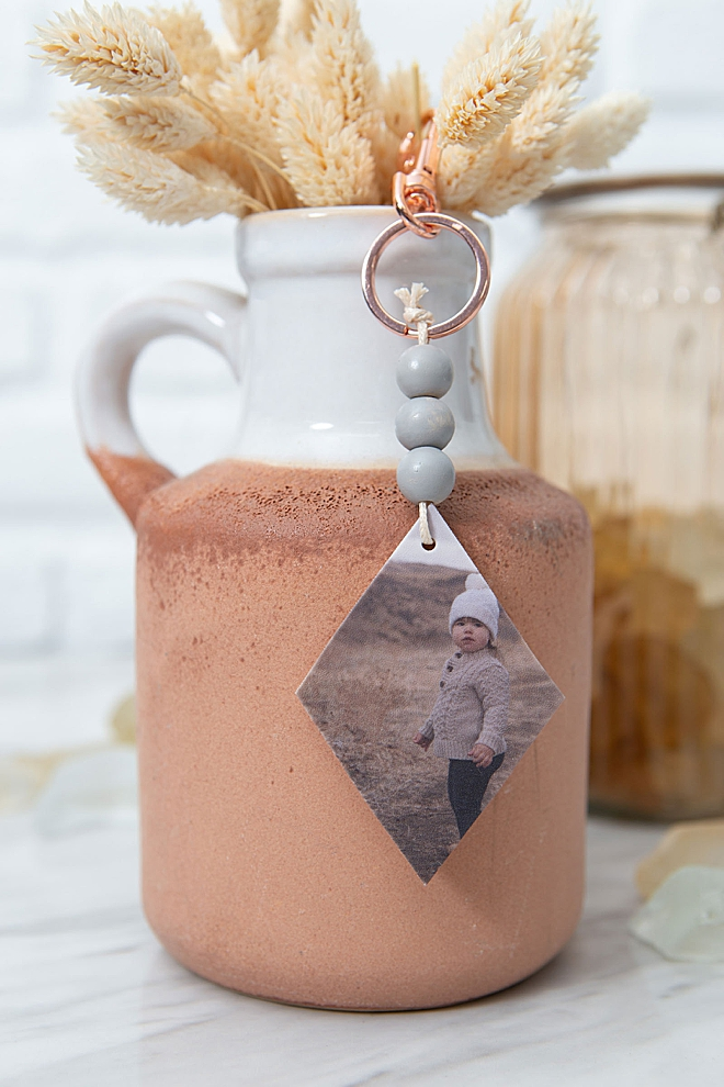 Learn how to make your own photo key chains with Canon!