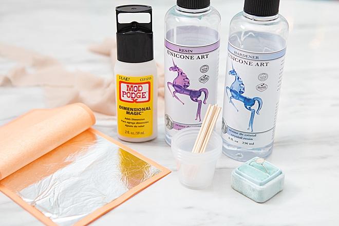Breast milk jewelry supplies