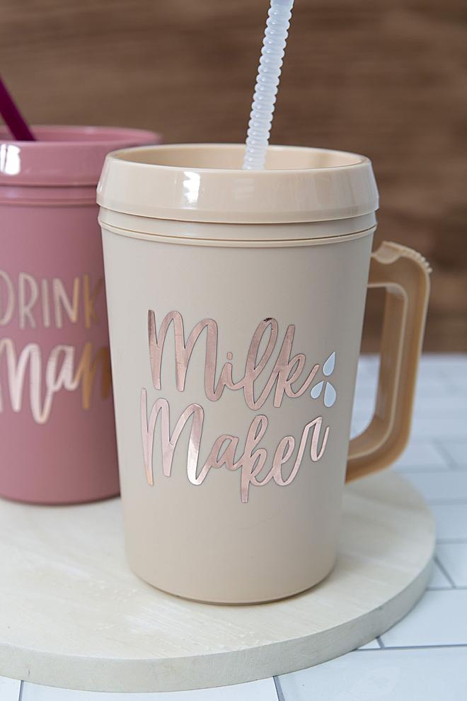 Milk Maker custom SVG file for sale for your Cricut