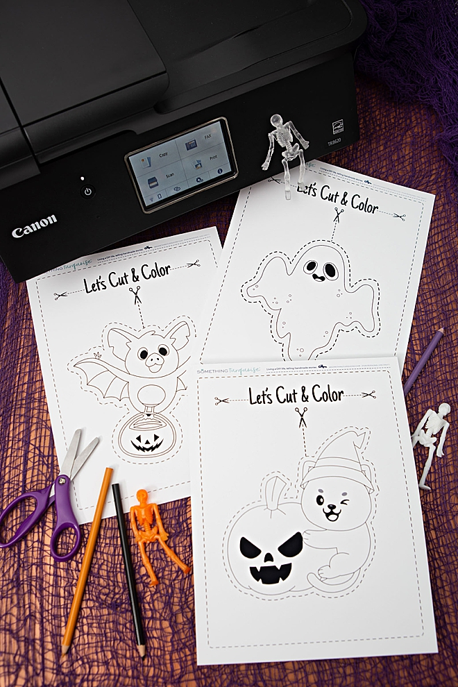 Learn how to make these free printable coloring sheets double-sided!